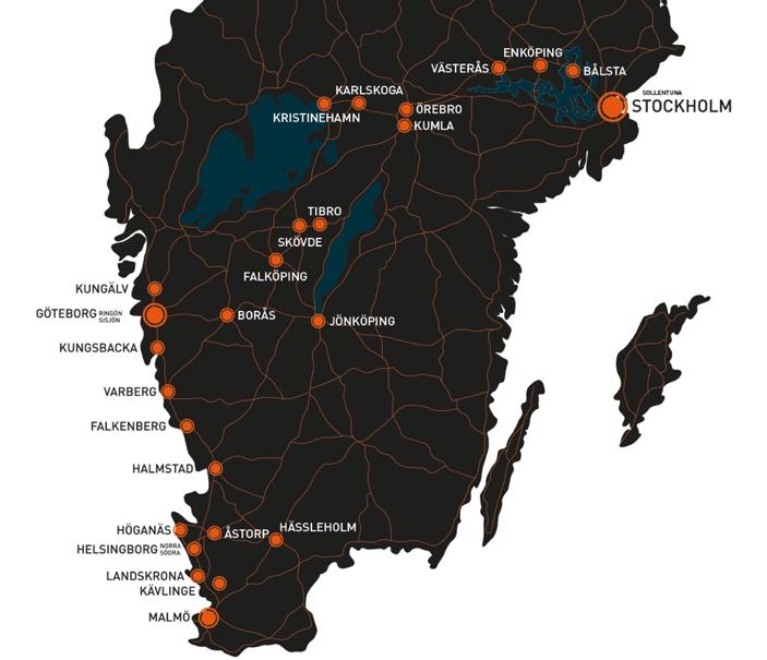Renta expanderar och öppnar ny depå i Hässleholm!
